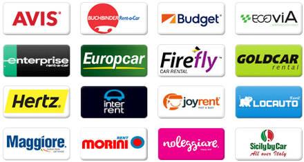 Compare car rental companies Scilla